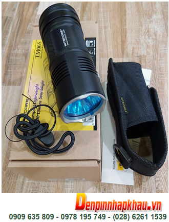 Nitecore TM-06S; Đèn pin siêu sáng Nitecore TM-06S với 4000Lumens